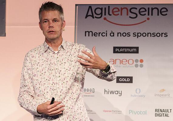 Conférence Agile en Seine 2019
