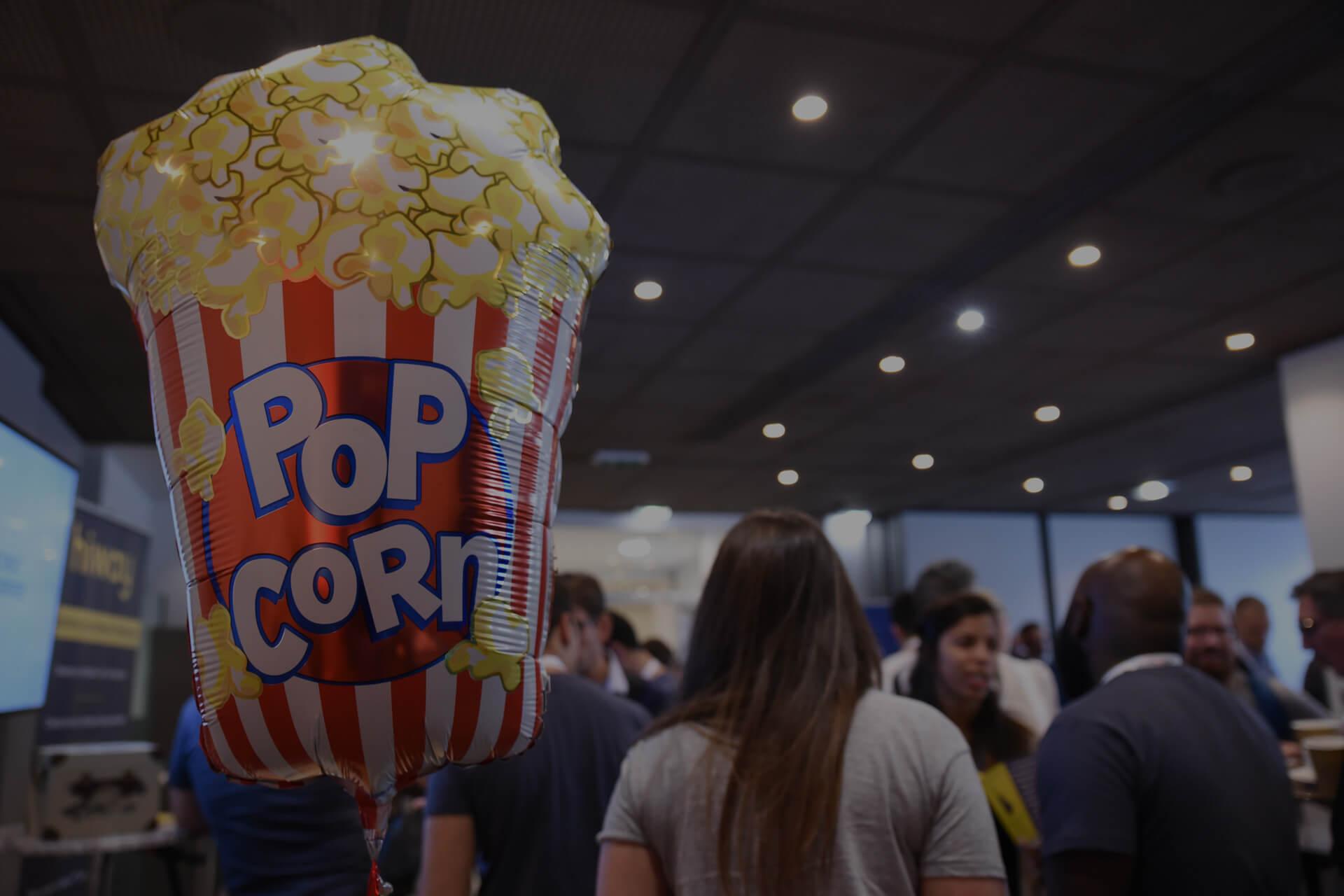 Agile En Seine c'est bon comme du popcorn!