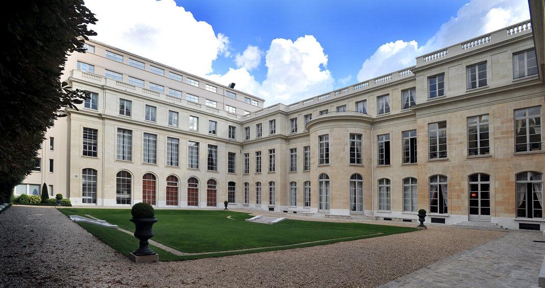 Maison de la chimie - AES 2020